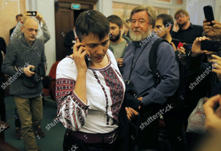 Editorial image of Russia Appeal Savchenko - Oct 2016