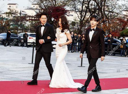 Editorial image of South Korea Cinema Asia Artist Award - Nov 2016