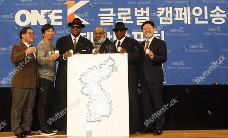 Editorial photo of South Korea Music - Dec 2016