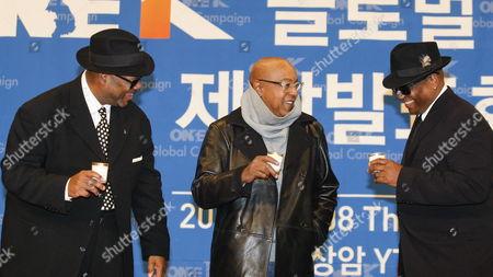 Editorial image of South Korea Music - Dec 2016
