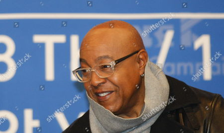 Stock Image of Us Pop Singer Peabo Bryson Smiles During a Press Conference Promoting the Production of the One K Global Campaign Song at Sangam Ytn Media Hall in Seoul South Korea 08 December 2016 the Campain Seeks to Raise Awareness of Korean Reunification Efforts and Promote Regional Stability Through Cultural Exchange and Music Korea, Republic of Seoul