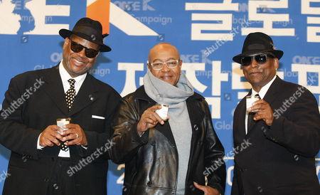 Editorial picture of South Korea Music - Dec 2016