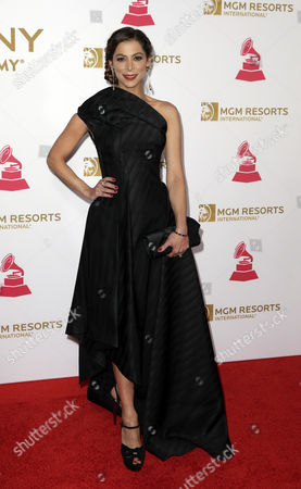 Lourdes Stephen Anchor and Moderator For Sal Y Pimienta Arrives on the Red Carpet For the 2016 Latin Recording Academy Person of the Year Gala at Mgm Grand Garden Arena in Las Vegas Nevada Usa 16 November 2016 the Gala is Celebrating Us Musician Marc Anthony For His Artistic Social Contributions to the Latin Music and Culture United States Las Vegas