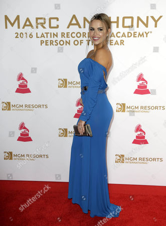 Editorial picture of Usa 2016 Latin Recording Academy Person of the Year - Nov 2016