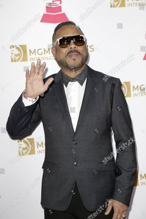 Francisco Cespedes Arrives on the Red Carpet For the 2016 Latin Recording Academy Person of the Year Gala at Mgm Grand Garden Arena in Las Vegas Nevada Usa 16 November 2016 the Gala is Celebrating Artist Marc Anthony For His Artistic Social Contributions to the Latin Music and Culture United States Las Vegas