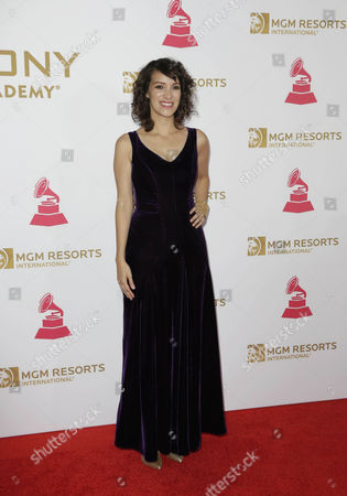 Gaby Moreno Arrives on the Red Carpet For the 2016 Latin Recording Academy Person of the Year Gala at Mgm Grand Garden Arena in Las Vegas Nevada Usa 16 November 2016 the Gala is Celebrating Artist Marc Anthony For His Artistic Social Contributions to the Latin Music and Culture United States Las Vegas