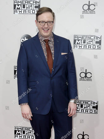 Matt Bellassai Arrives For the 2016 American Music Awards at the Microsoft Theatre in Los Angeles California Usa 20 November 2016 United States Los Angeles