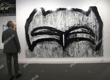 Editorial picture of Usa Art Basel Miami - Nov 2016