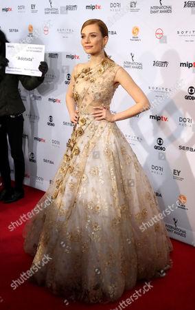 Editorial photo of Usa International Emmy Awards - Nov 2016