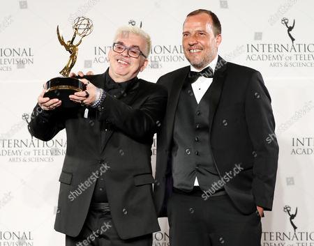 Editorial image of Usa International Emmy Awards - Nov 2016