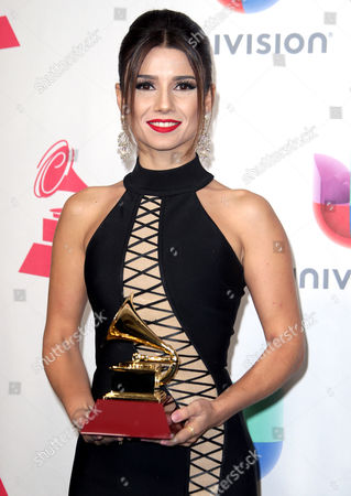 Editorial photo of Usa Latin Grammy Awards 2016 - Nov 2016