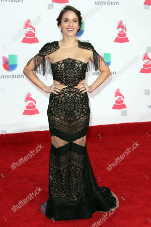 Diana Fuentes Arrives at the 17th Annual Latin Grammy Awards at the T-mobile Arena in Las Vegas Nevada Usa 17 November 2016 Latin Grammy Awards Recognize Artistic and Technical Achievement not Sales Figures Or Chart Positions and the Winners Are Determined by the Votes of Their Peers and Qualified Voting Members of the Academy United States Las Vegas