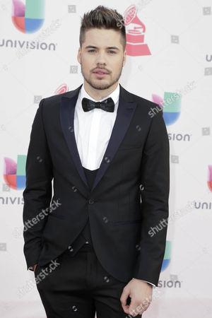 Editorial picture of Usa Latin Grammy Awards 2016 - Nov 2016