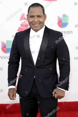 Tony Dandrades Arrives at the 17th Annual Latin Grammy Awards at the T-mobile Arena in Las Vegas Nevada Usa 17 November 2016 Latin Grammy Awards Recognize Artistic and Technical Achievement not Sales Figures Or Chart Positions and the Winners Are Determined by the Votes of Their Peers and Qualified Voting Members of the Academy United States Las Vegas