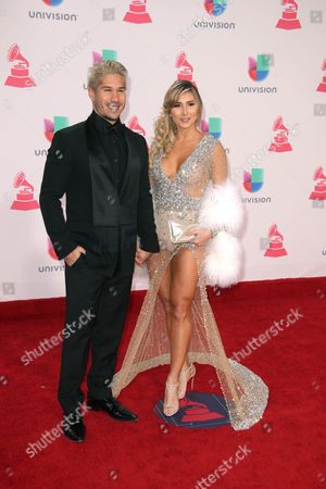 Editorial picture of Usa Latin Grammy Awards 2016 - Nov 2016