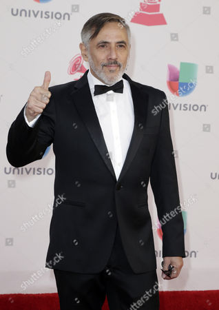 Alejandro Lerner Arrives at the 17th Annual Latin Grammy Awards at the T-mobile Arena in Las Vegas Nevada Usa 17 November 2016 Latin Grammy Awards Recognize Artistic and Technical Achievement not Sales Figures Or Chart Positions and the Winners Are Determined by the Votes of Their Peers and Qualified Voting Members of the Academy United States Las Vegas