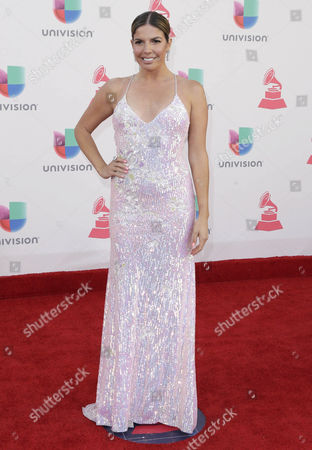 Fernanda Kelly Arrives at the 17th Annual Latin Grammy Awards at the T-mobile Arena in Las Vegas Nevada Usa 17 November 2016 Latin Grammy Awards Recognize Artistic and Technical Achievement not Sales Figures Or Chart Positions and the Winners Are Determined by the Votes of Their Peers and Qualified Voting Members of the Academy United States Las Vegas