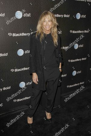 Editorial image of Launch Party for the New BlackBerry Bold, Los Angeles, America - 30 Oct 2008