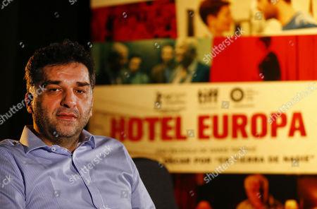 Editorial photo of 'Hotel Europe' film presentation in Madrid, Spain - 27 Jan 2017