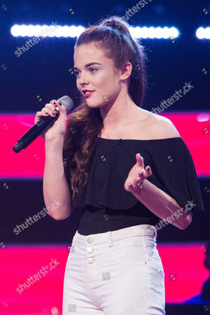 Sarah Morgan performs Missed by Ella Henderson.