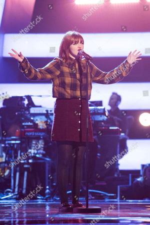 Stock Image of Millicent Weaver performs Where Is My Mind by The Pixies.