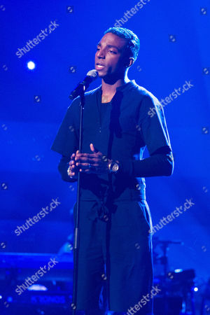 Editorial photo of 'The Voice' TV show, Episode 3, UK - 21 Jan 2017