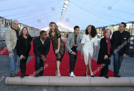 Daryl Anderson, Kathy Connell, Jason Winston George, Missi Pyle, Marcus Scribner, Jurnee Smollett-Bell, Shelley Fabares, Woody Schultz