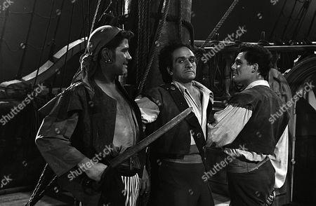 'The Buccaneers'  TV - 1956 - Conquistador -         Brian Rawlinson, Roger Delgado, Robert Shaw.