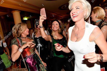 Editorial photo of 'Kristallzauber' Welcome Party, Hotel Astoria, Seefeld, Austria - 27 Jan 2017