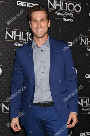 Editorial photo of NHL100 Gala, Los Angeles, USA - 27 Jan 2017