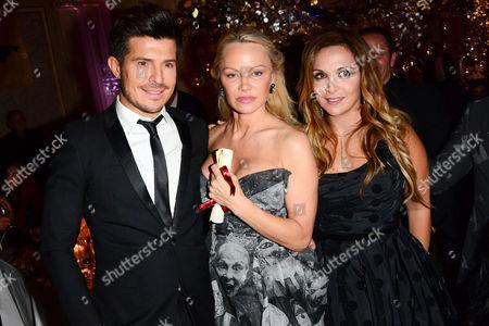 Vincent Niclo, Pamela Anderson, Helene Segara