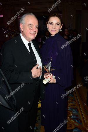 Editorial photo of  'The Best Award', Paris, France - 27 Jan 2017