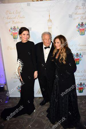 Editorial image of  'The Best Award', Paris, France - 27 Jan 2017