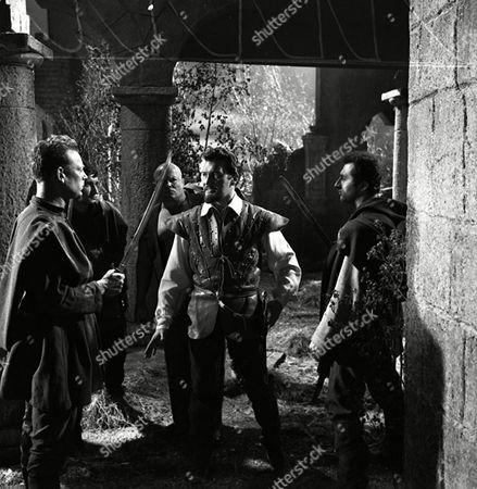 'Sir Francis Drake'   TV - The Irish Pirate - Terence Morgan