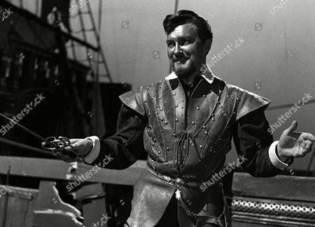 'Sir Francis Drake'   TV - Beggars of the Sea - Terence Morgan