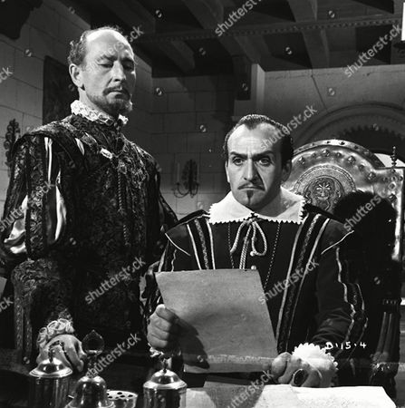 'Sir Francis Drake'   TV - Drake on Trial - Roger Delgado
