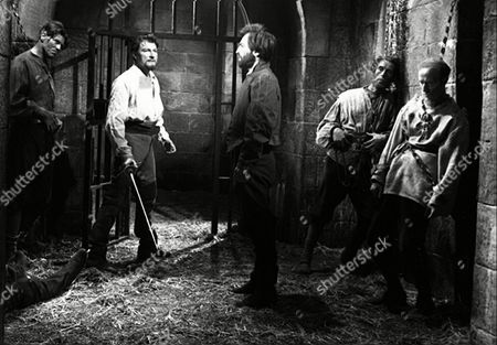 'Sir Francis Drake'   TV - The Bridge - Terence Morgan, Patrick Troughton.