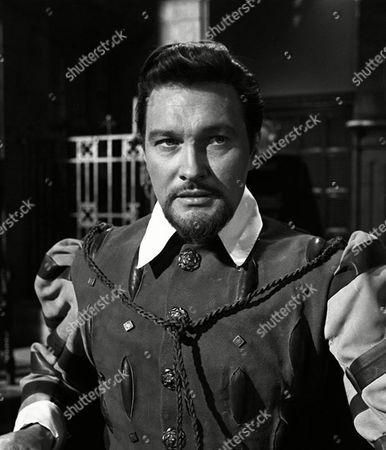 'Sir Francis Drake'   TV - The Garrison - Terence Morgan