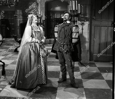 'Sir Francis Drake'   TV - The Garrison - Jean Kent and Terence Morgan