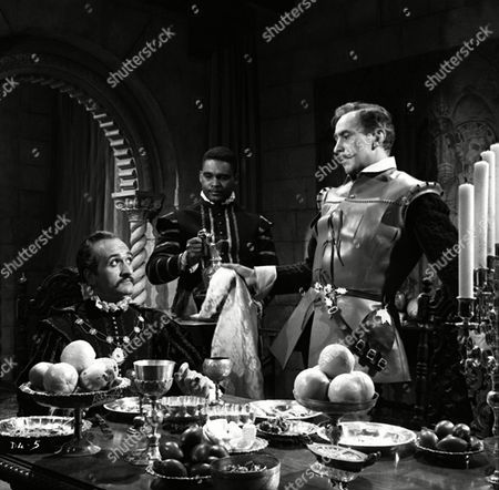 'Sir Francis Drake'   TV - The Governors Revenge - Roger Delgado