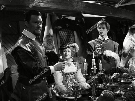 'Sir Francis Drake'   TV - Boy Jack - Terence Morgan and Jean Kent