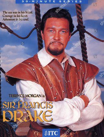 'Sir Francis Drake' TV - Terence Morgan, Logo,