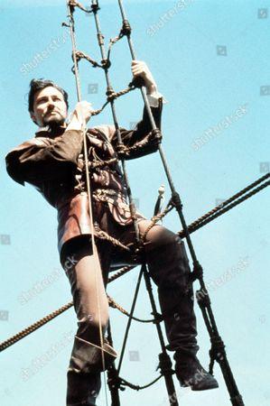 'Sir Francis Drake' TV - Terence Morgan as Sir Francis Drake