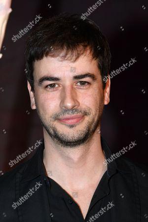 Stock Picture of Iago Garcia