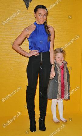 Michelle Heaton and Faith Hanley