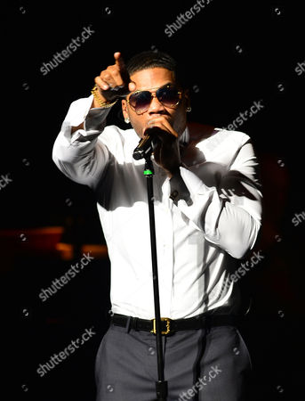 Editorial photo of 'A Night of Symphonic Hip-Hop Featuring Nelly', Fort Lauderdale, USA - 26 Jan 2017
