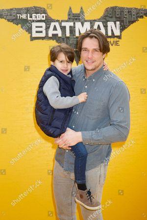 Teddy (Nephew) and Lewis Bloor