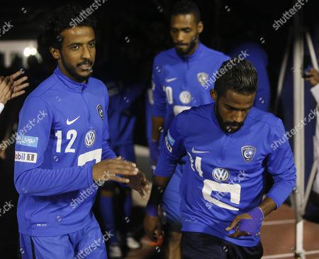 Editorial picture of Al Ettifaq vs Al-Hilal, Dammam, Saudi Arabia - 28 Jan 2017