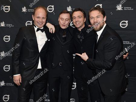 Dome Karukoski, Werner Daehn, Seumas F. Sargent, Jakob Oftebro