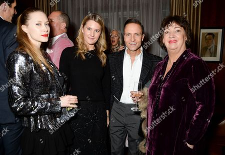 Editorial photo of 'Mr. Ken Fulk's Magical World' Book Launch, Cocktail Party, London, UK - 28 Jan 2017